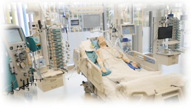 増える医療機器と「スパゲッティ状態」の医療現場