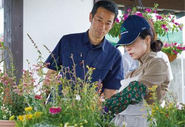 花と緑の体験教室