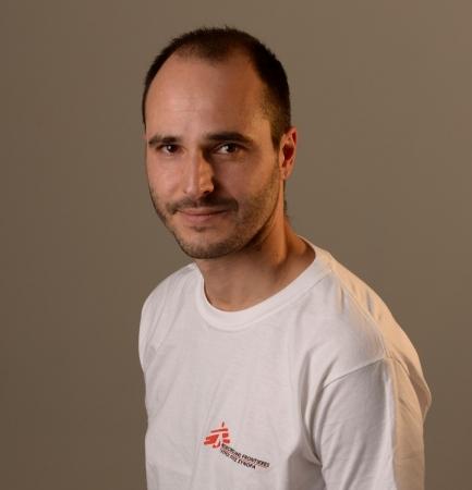 国境なき医師団インターナショナル新会長 クリストス・クリストゥ医師 (C) MSF