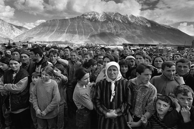 アルバニア 1999年 (C)Cristina Garcia Rodero/Magnum Photos