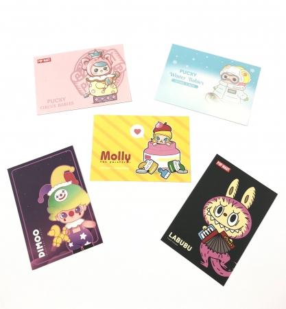 購入特典:ポストカード(全5種からランダム)