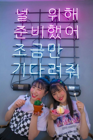 人気ニコモ「マホカナ」が韓国の「かわいい」を体験