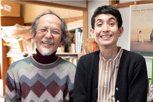 やべみつのりさん×矢部太郎さん(C) 新潮社