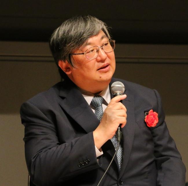東京大学医科学研究所教授 藤堂具紀氏