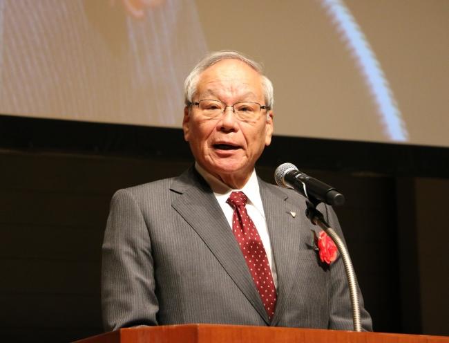 日本医師会会長 横倉義武氏