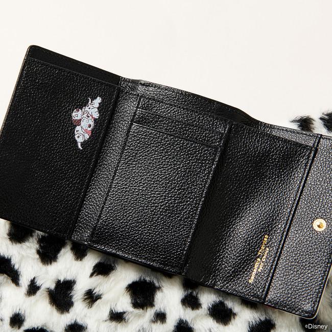 『101匹わんちゃん』折財布中身