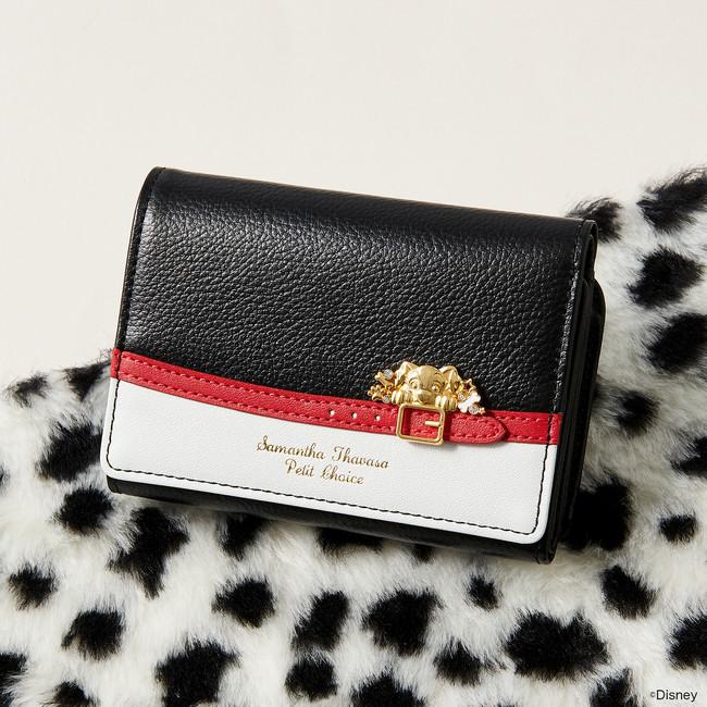 『101匹んちゃん』折財布
