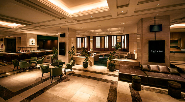 ザ・ニュー ホテル 熊本_ロビーラウンジ