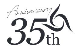 Jurlique 35th Anniversary Logo