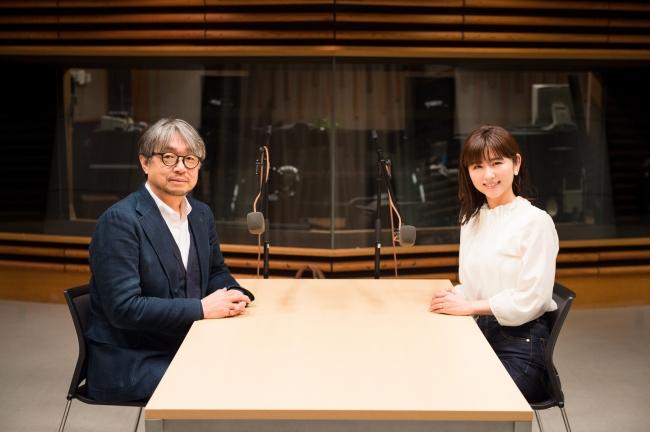 TOKYO FM新番組>小山薫堂と宇賀なつみがお届けする手紙にまつわる物語 ...
