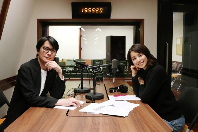 福山雅治 × 石田ゆり子『マチネの終わりに』共演の2人がラジオで