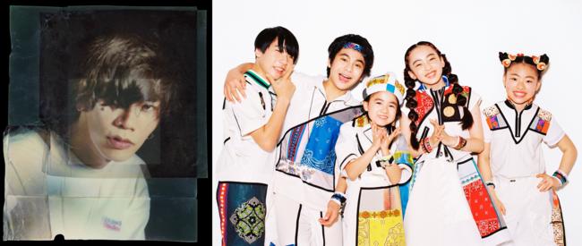 (写真左:米津玄師、右:8月15日(土)ゲストのFoorin)