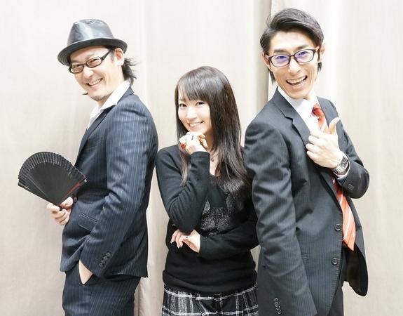 水樹奈々が、人気ラジオドラマ「安部礼司」に初登場!おばあさんから、イケメンまで、声で変装しちゃいます♥