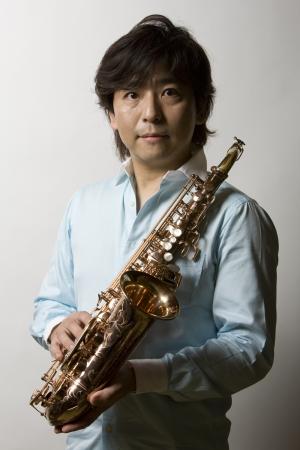 宮崎隆睦(sax) Takahiro Miyazaki