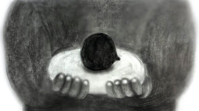 作品2:『家の前に大きな木がある』劉 軼男(東京藝術大学)