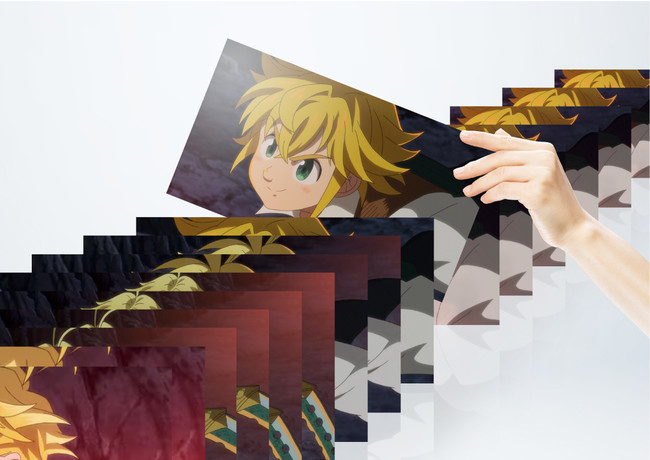 セル 画 アニメ