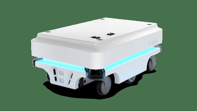 自律走行搬送ロボット MiR100
