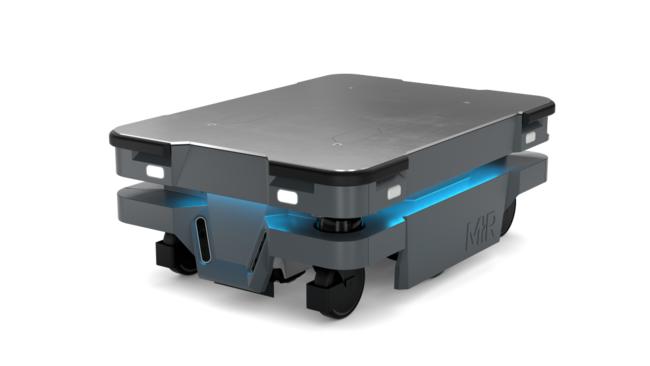 自律走行搬送ロボット MiR250