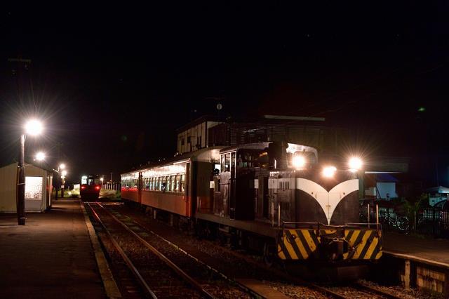 夜行列車イメージ(写真:大藪琢哉)