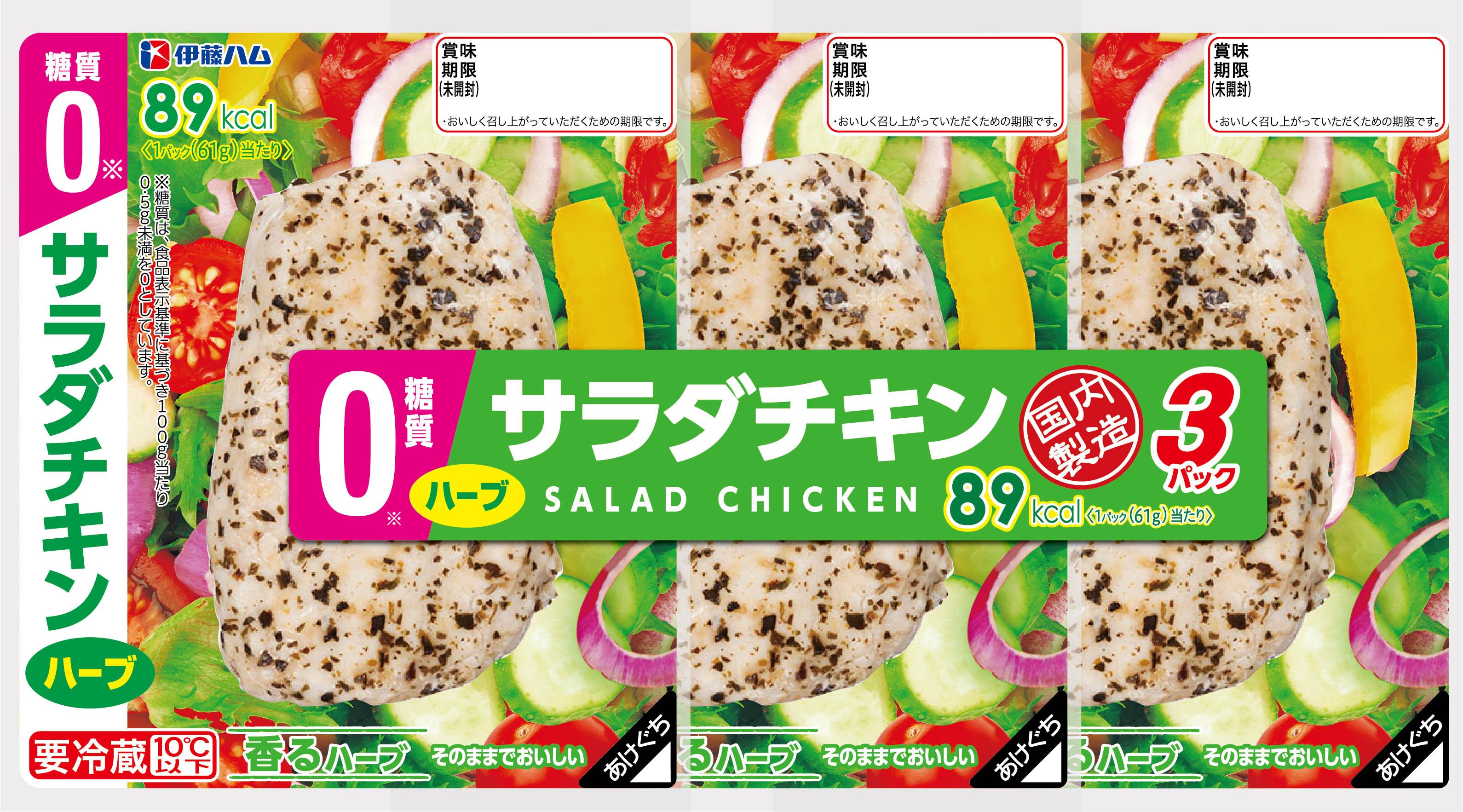 チキン サラダ