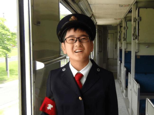 クラウドファンディングに挑戦中の小学5年生、坂井利優(さかい かずま)君