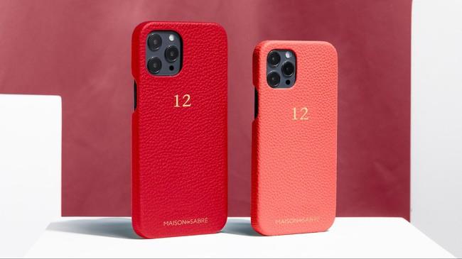 新発売iPhone12スマホケース