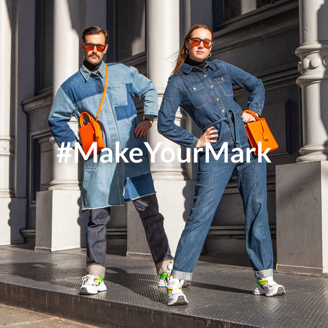 MDSのブランドコンセプト「Make Your Mark」