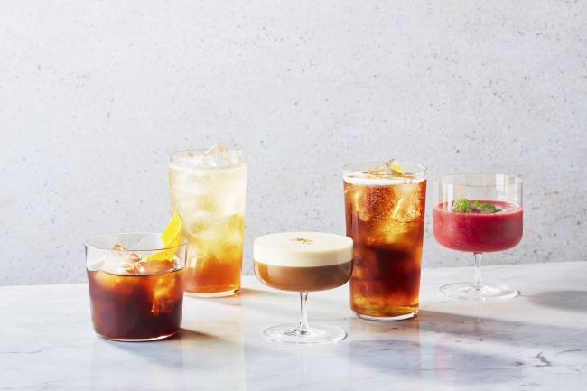 SPECIALTY COFFEE COCKTAILS