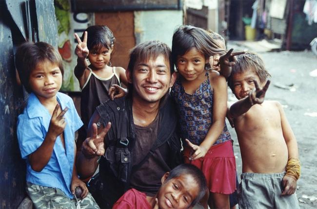 オーナーの永渕元康は元フリーの報道カメラマン。