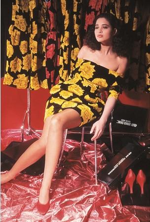 ジュンコシマダ/88-89AW/1988年/Photo Guy Bourdin
