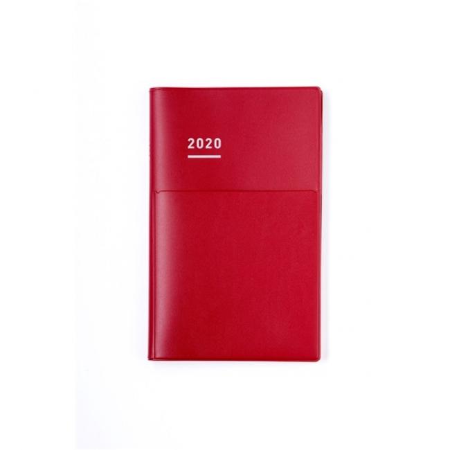 ジブン手帳Biz 2020 Spring(レッド)