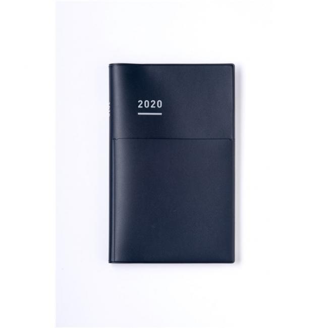 ジブン手帳Biz 2020 Spring(ネイビー)
