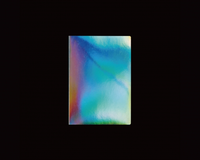 AURORA NOTE/ホログラムに包まれた光輝くノート(※3月中旬発売予定)