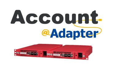 オールインワン認証アプライアンス「Account@Adapter」BYODスマートデバイス申請、MACアドレス自動登録、ゲストID発行に対応