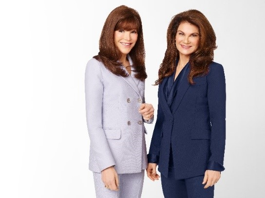 ケイティ・ロダン(写真左)とキャシー・フィールズ(写真右)