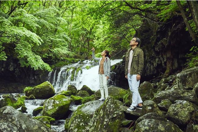 蓼科 親湯温泉の近くにあるリフレッシュスポット蓼科大滝