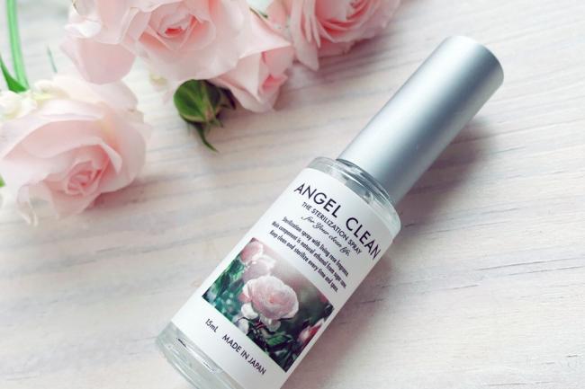 強い除菌効果とやさしいリビングローズの香り