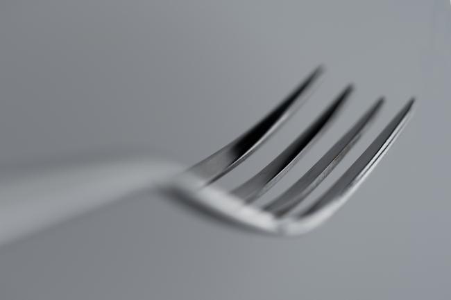 THE DINNER FORK