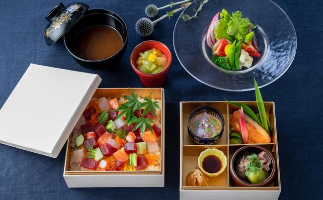 まぐろちらし寿司 3,500円