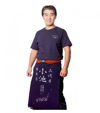 セミナー講師:小池精米店 三代目店主 お米マイスター五ツ星 小池理雄氏