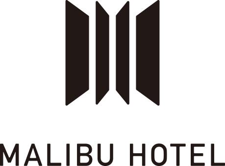 マリブホテルのロゴ