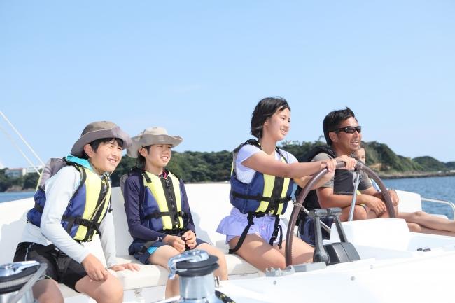 青少年への海洋プログラム