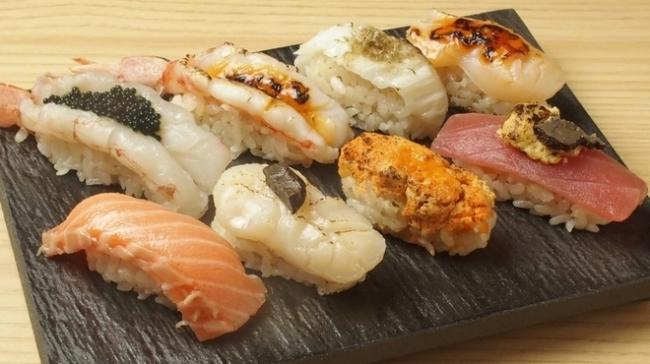 極み寿司(イメージ)