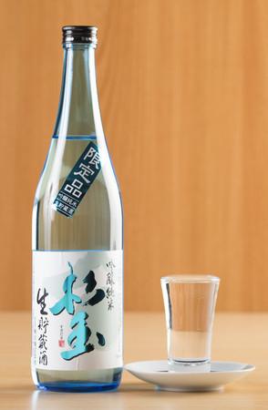 杉玉 純米吟醸 生貯蔵酒