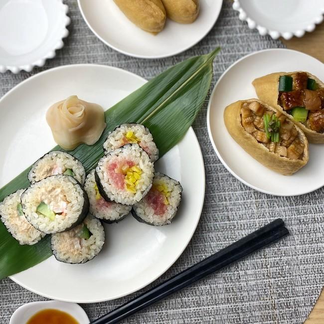 「むすび寿司」お持ち帰りイメージ