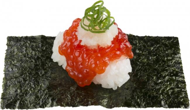 紅鮭のすじこ醤油漬け