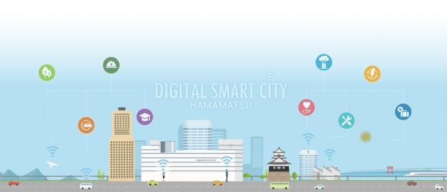 浜松市が日本電気、ソフトバンク、NTTドコモと連携し、データ連携基盤を活用した実証実験プロジェクト「Hamamatsu ORI-Project」への参加者を全国から募集!