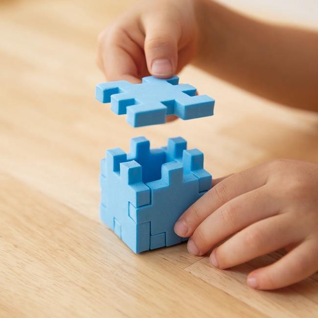 立方体を組み立てましょう