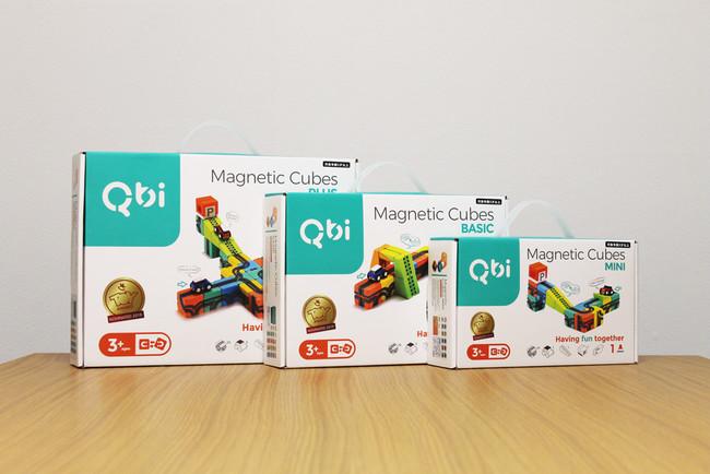 QBIセット全3種