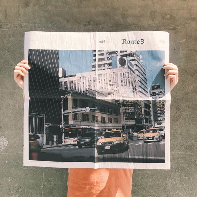 各地域の物語と芸術作品の紹介が記載された芸術祭10エリアの地方誌。 カバー写真は写真家佐内正史氏が台湾で取材し、撮影した。各地の案内所で配布中。(画像提供:Onion Design)